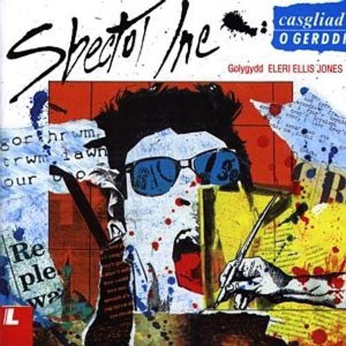 Sbectol Inc - Casgliad o Gerddi Edited by Eleri Elis Jones
