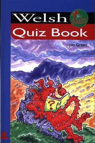 It's Wales: Welsh Quiz Book By Jim Green