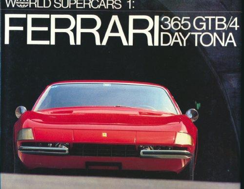 Ferrari 365 GTB/4 Daytona by Doug Nye