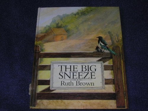 The Big Sneeze By Ruth Brown