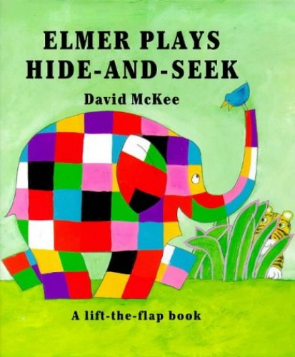 Elmer's Hide-And-Seek By David McKee