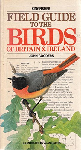 Field Guide to the Birds of Britain and Ireland By John Gooders