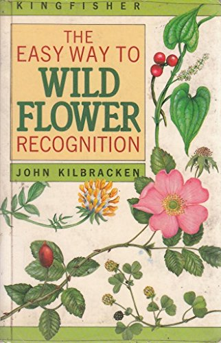 The Easy Way to Wild Flower Recognition by John Godley Kilbracken