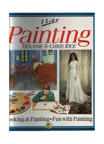 I Like Painting By Christopher Rice