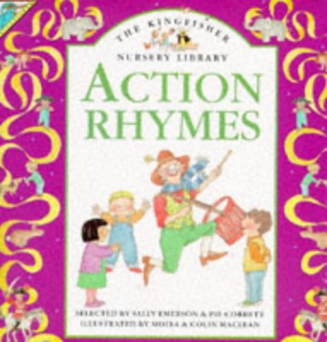 Action Rhymes By Sally Emerson