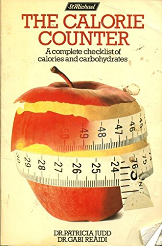 The Calorie Counter By Dr Patricia Judd