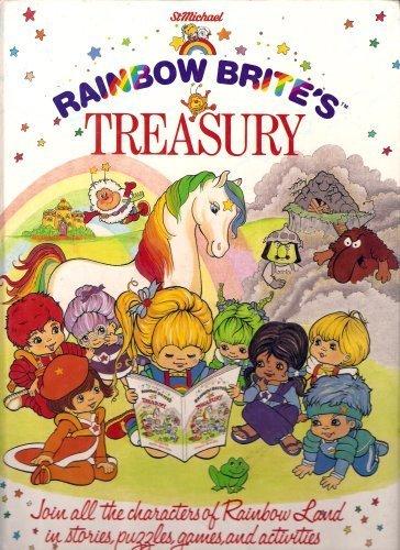RAINBOW BRITE 'S TREASURY By HILDA YOUNG