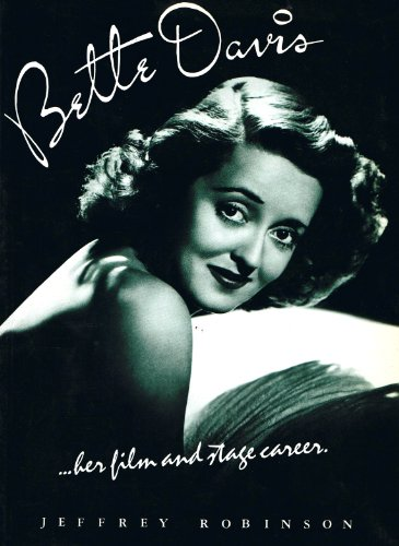 Bette Davis By Jeffrey Robinson