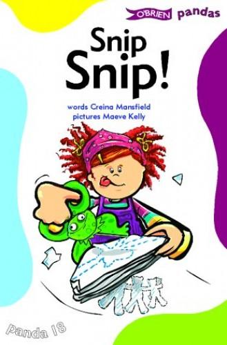 Snip Snip! By Creina Mansfield