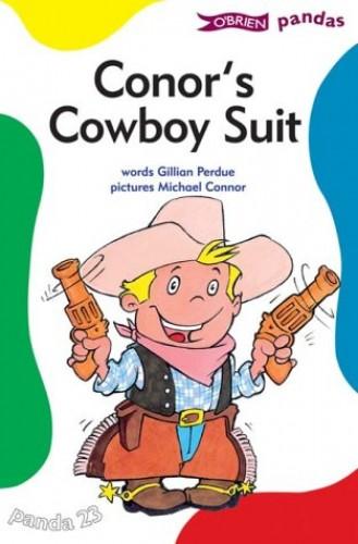 Conor's Cowboy Suit By Gillian Perdue