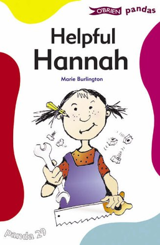 Helpful Hannah By Marie Burlington