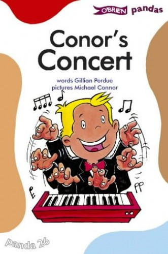 Conor's Concert By Gillian Perdue