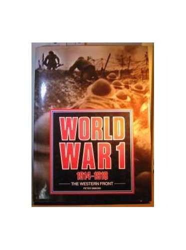 World War I: the Western Front by Peter Simkins