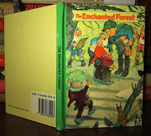 The Enchanted Forest - A Delightful Book By Ramboro