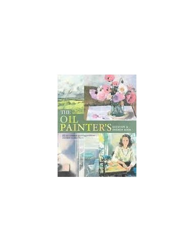 The Oil Painter's Question & Answer Book by Hazel Harrison