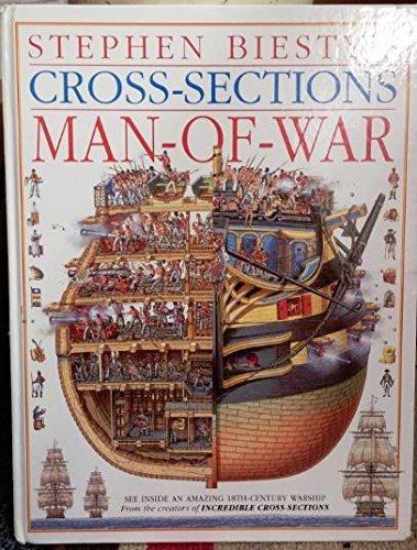 Cross-Sections: Man-of-War By Stephen Biesty