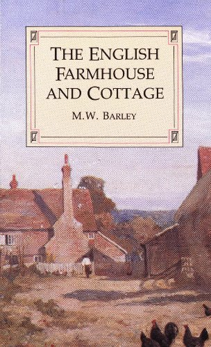 The English Farmhouse and Cottage By Maurice Willmore Barley