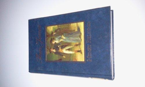 Tom Jones. The Great Writers Library By Henry Fielding