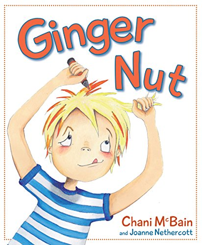 Ginger Nut By Chani McBain