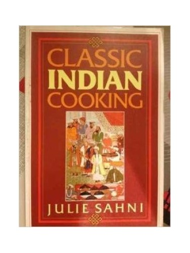 Classic Indian Cooking Paperback Book The Cheap Fast Free Post