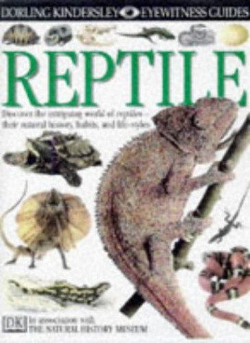 Reptile (Eyewitness Guides) By Colin McCarthy