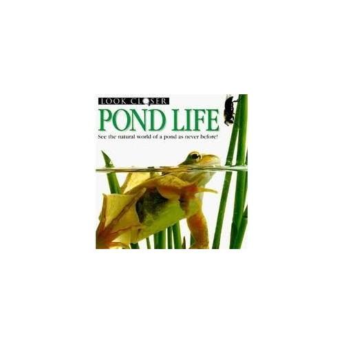 1 Pond Life By Barbara Taylor