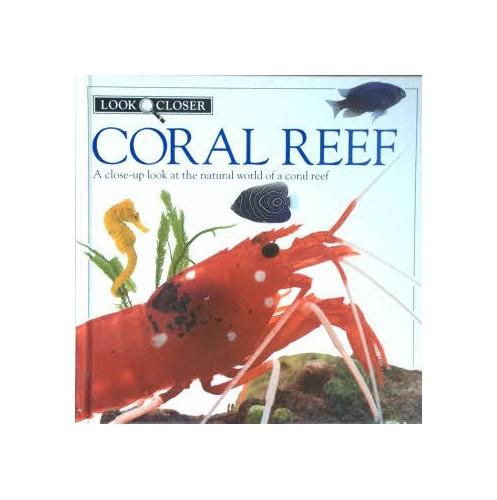 4 Coral Reef By Barbara Taylor