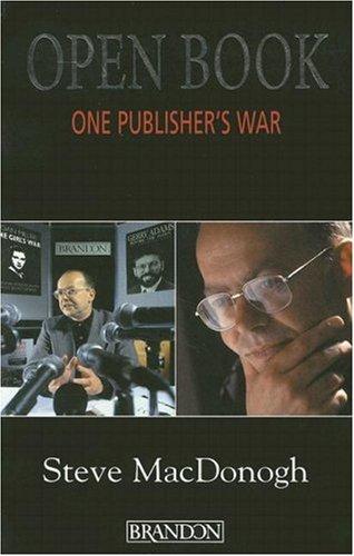 One Publisher's War By Steve MacDonogh