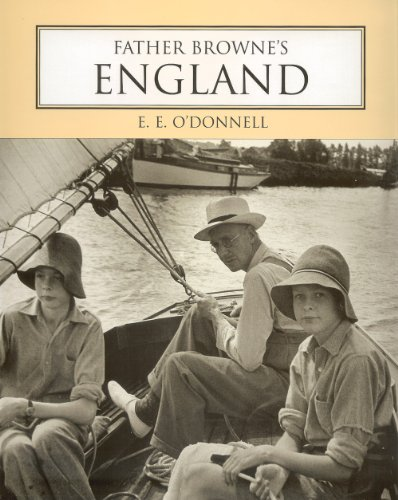Father Browne's England by Browne, Father Hardback Book The Cheap Fast Free Post