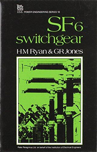 SF6 Switchgear By H. M. Ryan