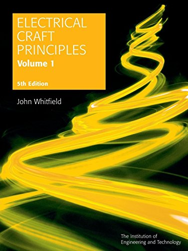 Electrical Craft Principles By John Whitfield