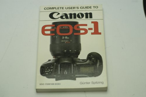 Canon EOS-1 By Gunter Spitzing