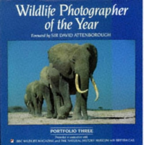 Wildlife Photographer of the Year By Volume editor Peter Wilkinson