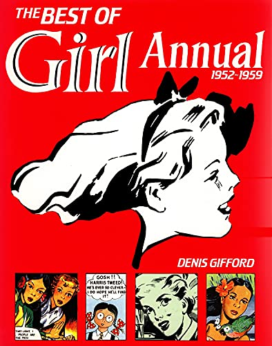 Best of Girl Annual By Denis Gifford