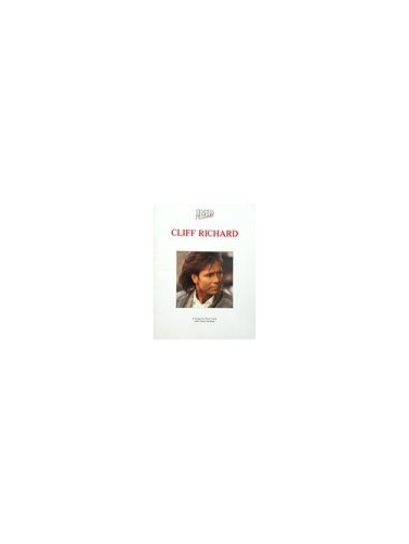 IMP presents Cliff Richard: 8 songs for piano vocal with guitar boxes (The right price collection)