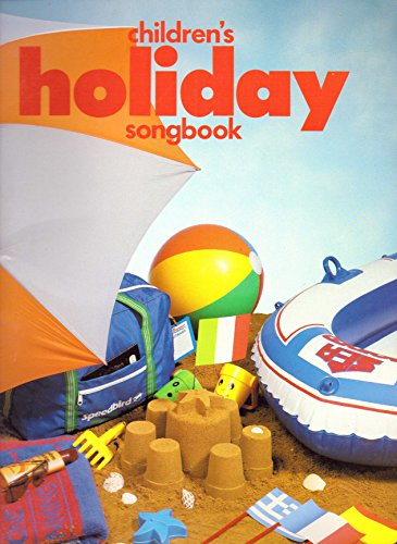 Children's Holiday Songbook