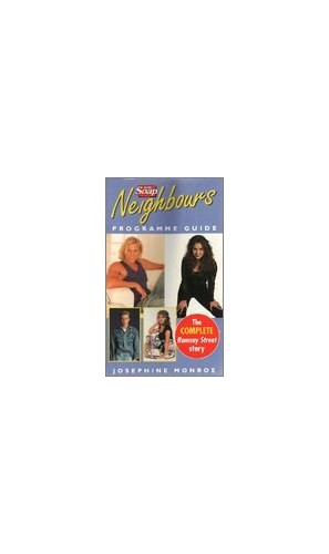 """""""Neighbours"""" Programme Guide By Josephine Monroe"""