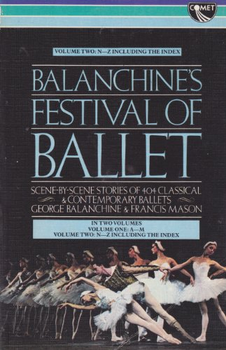 Festival of Ballet By George Balanchine