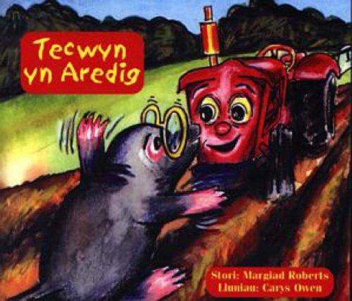 Tecwyn Yn Aredig By Margiad Roberts