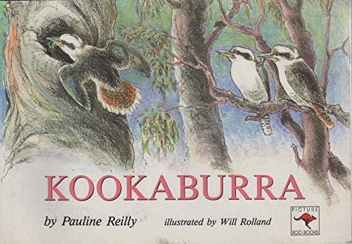 Kookaburra By Pauline Reilly