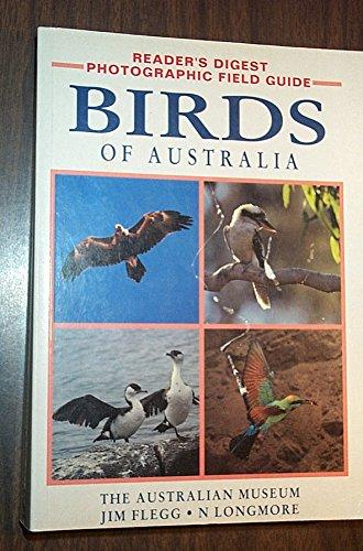Photographic Field Guide to Birds of Australia By Jim Flegg