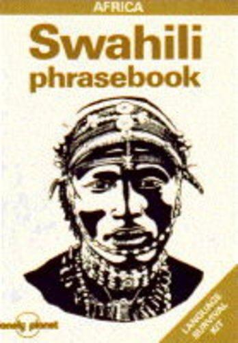Swahili Phrasebook By Robert Leonard