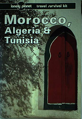 Morocco, Algeria and Tunisia: A Travel Survival Kit... by Finlay, Hugh Paperback