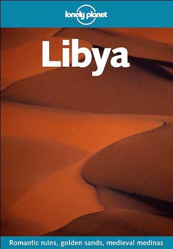 Libya By Anthony Ham