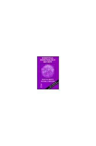 Essential Immunology Review By Ivan M. Roitt