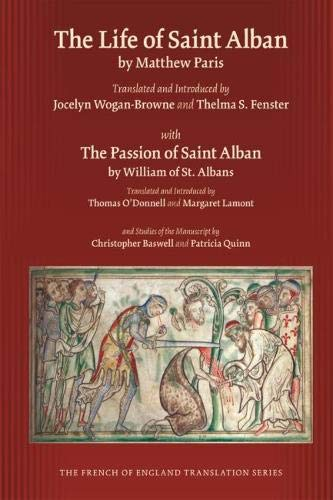 The Life of St. Alban by Matthew Paris by Matthew Paris