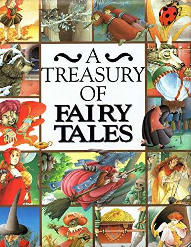 A TREASURY OF FAIRY TALES By Unknown