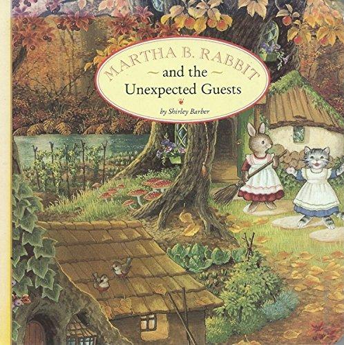Martha B. Rabbit Board Books By Shirley Barber