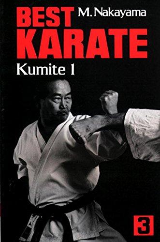 Best Karate: Volume 1: Kumite by Masatoshi Nakayama