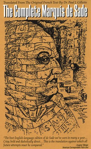 The Complete Marquis De Sade By Marquis de Sade